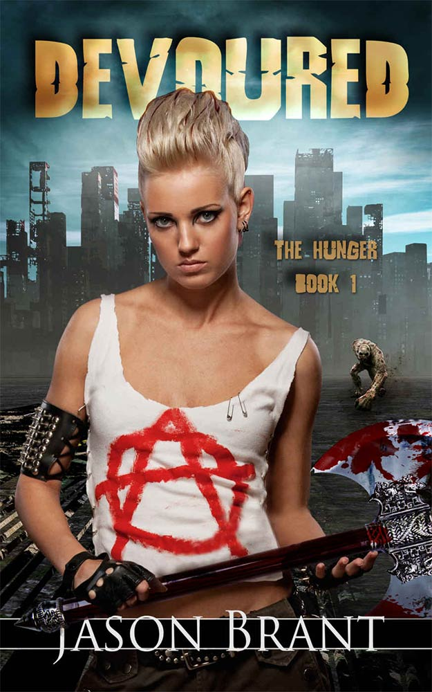 Devoured (The Hunger Book 1) by Jason Brant
