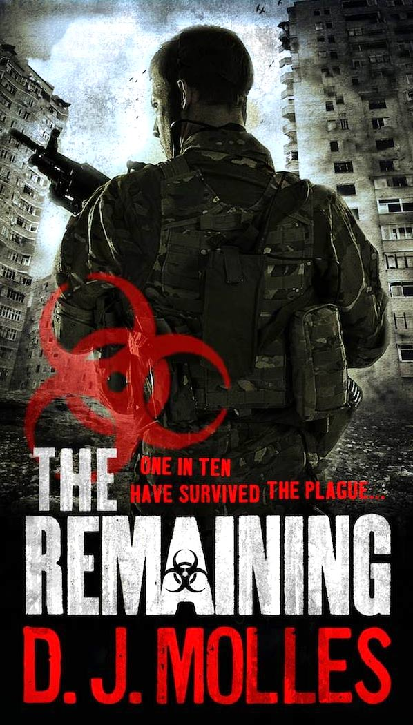 The Remaining by D J Molles review