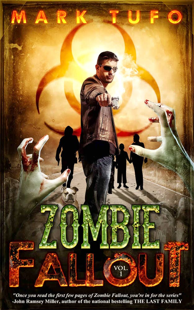 Zombie Fallout Series by Mark Tufo review