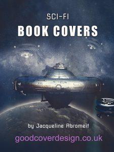 Sci-Fi Book Design